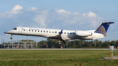 A picture of N17169 - Embraer ERJ145XR - United Airlines - © DJ Reed - OPShots Photo Team