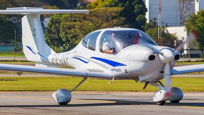 PP-IVF - Diamond DA-40 Diamond Star - Aeroclube de São Paulo