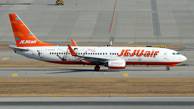 HL8062 - Boeing 737-8AS - Jeju Air