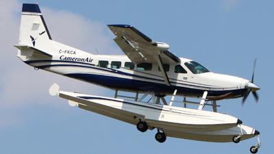 A picture of CFKCA - Cessna 208 Caravan - [20800211] - © Guy Langlois
