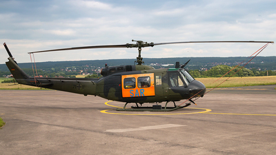 71-11 - Bell UH-1D Iroquois - Germany - Air Force