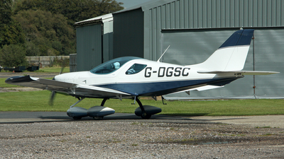 G-DGSC - CZAW SportCruiser - Private