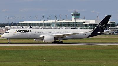 D-AIXL - Airbus A350-941 - Lufthansa