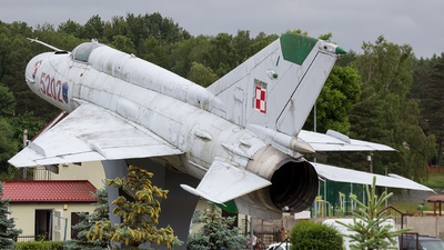 5202 - Mikoyan-Gurevich MiG-21M Fishbed J - Poland - Air Force