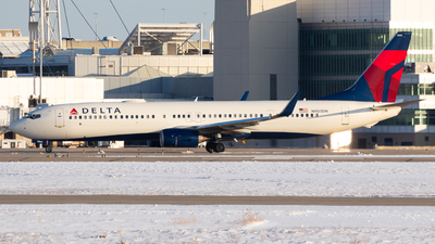 N903DN - Boeing 737-932ER - Delta Air Lines