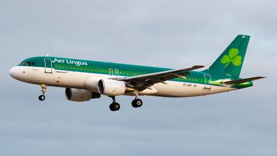 A picture of EIDEF - Airbus A320214 - Aer Lingus - © Pablo Gonzalez de Leon