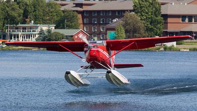 A picture of N4891Z - Cessna U206G Stationair - [U20606044] - © Martin Rogosz