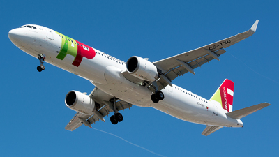 A picture of CSTXC - Airbus A321251NX - TAP Air Portugal - © Eduardo Paixão Silva
