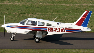 D-EAFA - Piper PA-28-161 Warrior II - Aeronautic Service Flight Academy