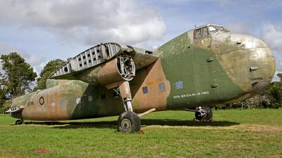 ZK-EPG - Bristol 170 Freighter Mk.31M - Private