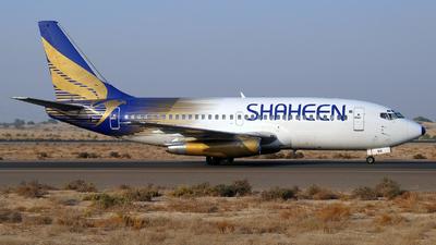 AP-BIK - Boeing 737-2B7(Adv) - Shaheen Air International