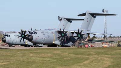 A picture of ZM418 - Airbus A400M -  - © Charles Cunliffe