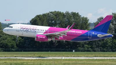 HA-LSA - Airbus A320-232 - Wizz Air