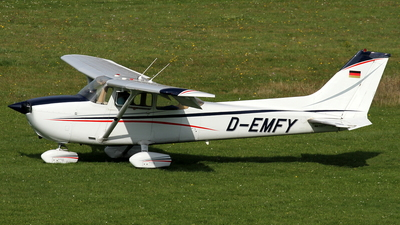 D-EMFY - Reims-Cessna F172N Skyhawk - Private