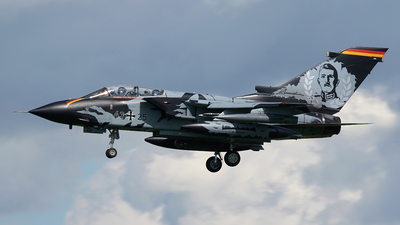 43-25 - Panavia Tornado IDS - Germany - Air Force
