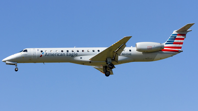N643AE - Embraer ERJ-145LR - American Eagle (Piedmont Airlines)