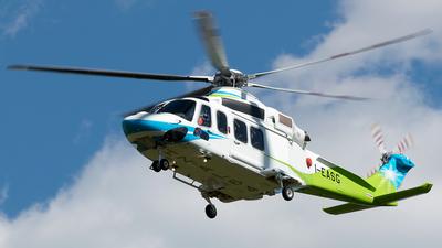 A picture of IEASG - Leonardo AW139 - [] - © FUMAGALLI ANDREA
