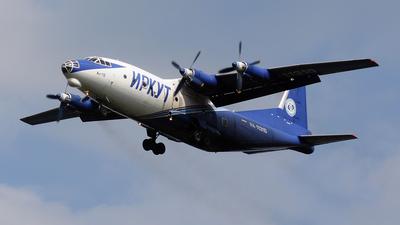 RA-11310 - Antonov An-12B - Irkut Corporation