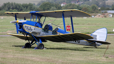 G-AMNN - De Havilland DH-82 Tiger Moth - Perry Air