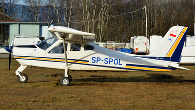 SP-SPOL - Tecnam P92 Echo - Private