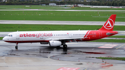 A picture of TCATH - Airbus A321231 - AtlasGlobal - © Alexander Portas