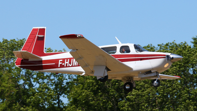 F-HJMO - Mooney M20J - Private