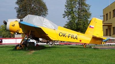 OK-FRA - Zlin Z-37A Cmelák - Private