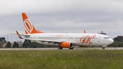 PR-GUC - Boeing 737-8EH - GOL Linhas Aéreas