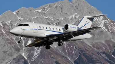 9H-KAS - Bombardier CL-600-2B16 Challenger 605 - Private