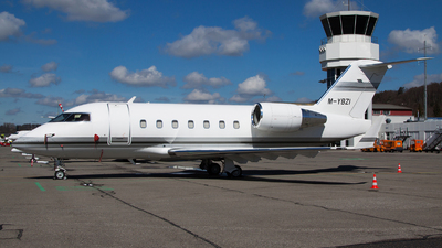 M-YBZI - Bombardier CL-600-2B16 Challenger 601-3R - Private