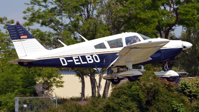 D-ELBO - Piper PA-28-235 Cherokee D - Private
