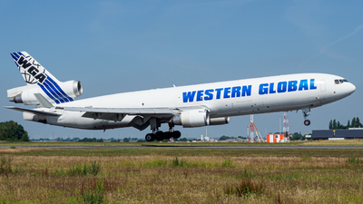 N412SN - McDonnell Douglas MD-11(F) - Western Global Airlines