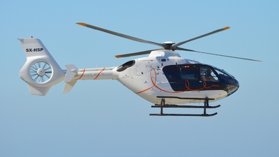 SX-HSP - Airbus Helicopters H135 - HeliStar