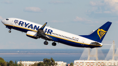 A picture of EIEMB - Boeing 7378AS - Ryanair - © Rui Sequeira