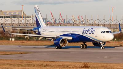 A picture of VTILE - Airbus A321251NX - IndiGo - © Philipp Wennrich