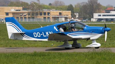 OO-LKN - Robin DR400/140B Major - Private