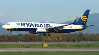 A picture of EIEKD - Boeing 7378AS - Ryanair - © Monica De Guidi