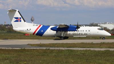 TF-SIF - Bombardier Dash 8-Q314 - Iceland - Coast Guard