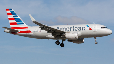N93003 - Airbus A319-115 - American Airlines