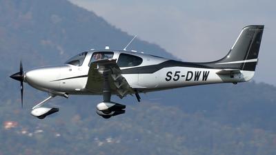 S5-DWW - Cirrus SR22-GTS - Private