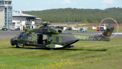 79-13 - NH Industries NH-90TTH - Germany - Army