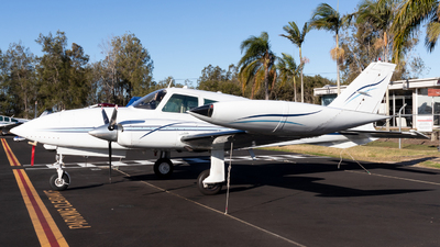VH-JTV - Cessna 310R - Private