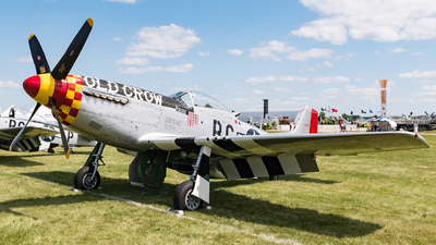 N451MG - North American P-51D Mustang - Private