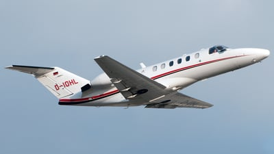 D-IOHL - Cessna 525A CitationJet 2 - Private