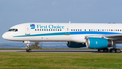 G-OOBG - Boeing 757-236 - First Choice Airways