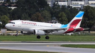 OE-LYY - Airbus A319-132 - Eurowings Europe