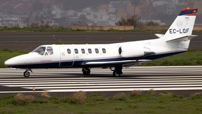 EC-LQF - Cessna S550 Citation SII - Clipper National Air
