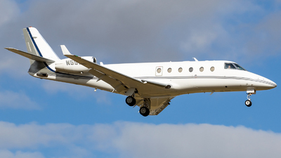N591ME  - Gulfstream G150 - Private