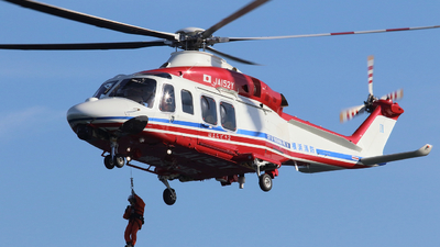 JA152Y - Agusta-Westland AW-139 - Japan - Yokohama City Fire Department Air Corps