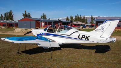 ZK-LPK - Alpi Pioneer 300 Kite - Private
